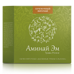 Food supplement Aminaj Em. Herbal Tea, 30 filter bags 500021